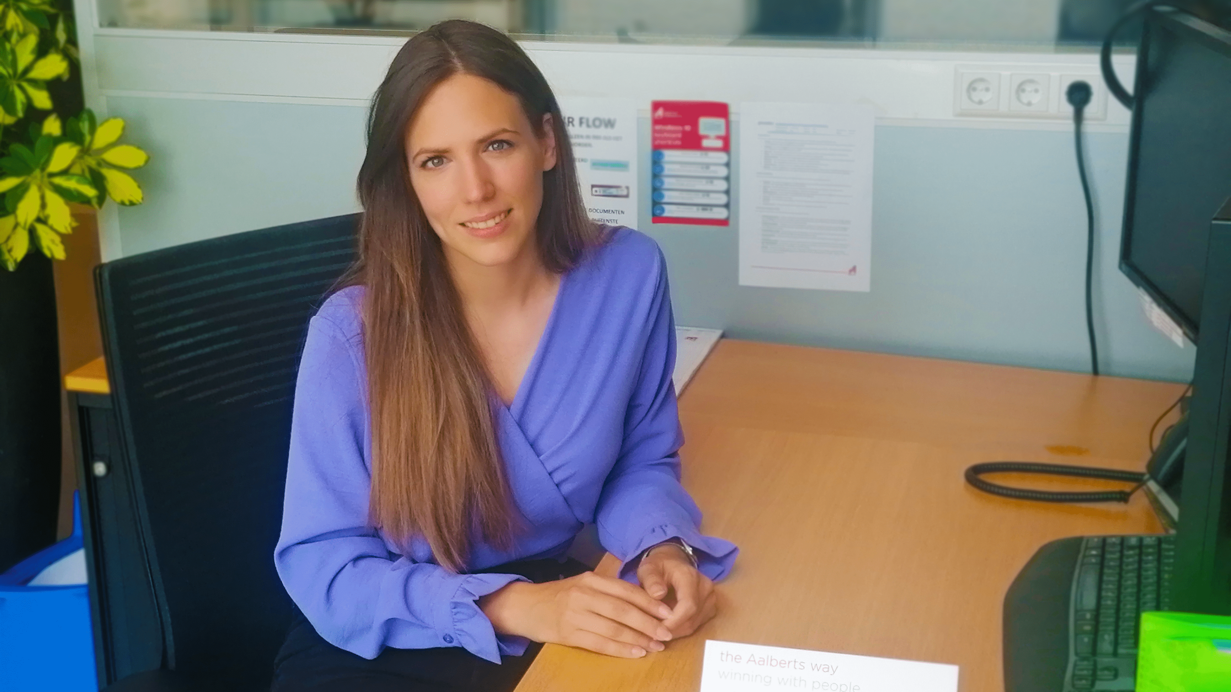 Stella Mavroudi at Pneutec
